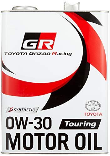 TOYOTA GAZOO Racing トヨタ純正 GR MOTOR OIL Touring 0W-30 4L エンジンオイル 1035
