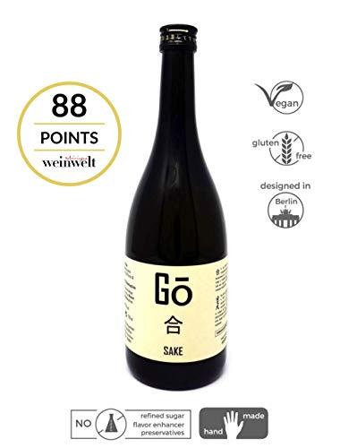 Go-Sake, Junmai Ginjo Craft Sake (0.72 l)