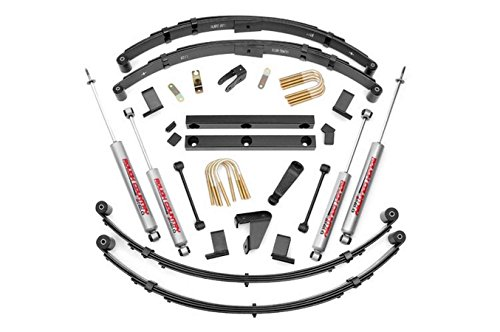 "Rough Country 4"" Lift Kit fits"