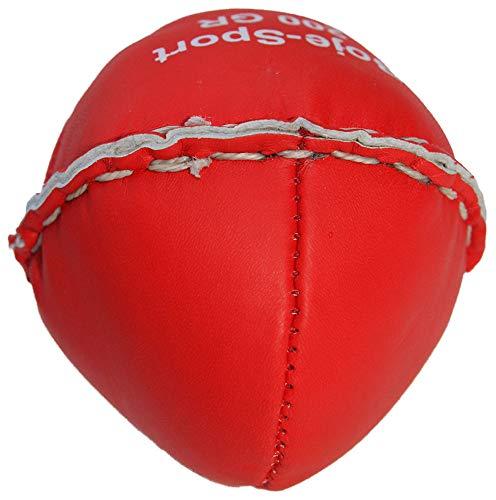 Boje Sport Wurfball aus Leder 200 g, Farbe: rot