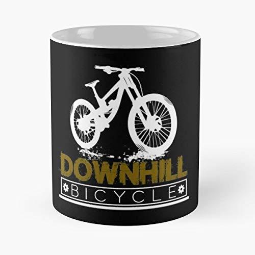 Coona Bike Danger Slopestyle Jumps Bicycle Downhill Dirt Mud Best 11 oz Kaffeebecher - Nespresso Tassen Kaffee Motive