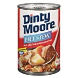 Dinty Moore, Beef Stew with Fresh Potatoes & Carrots, 15oz Can (Pack of 6)
