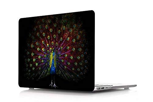 """NEWCENT Neues MacBook Pro 13\"""" Hülle,Kunststoff Ultra Dünn Leicht Harter Fall für Mac Pro 13 Zoll mit/Ohne Touch Bar 2019 2018 2017 2016 Release(Modell:A2159/A1989/A1706/A1708),Tier A 61"""