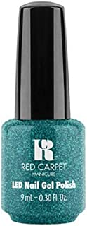 Red Carpet Manicure - LED Nail Gel Polish - Penthouse Please! - 0.3oz / 9ml