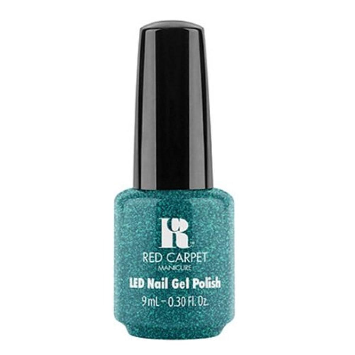 記憶レイアウト卑しいRed Carpet Manicure - LED Nail Gel Polish - Penthouse Please! - 0.3oz / 9ml