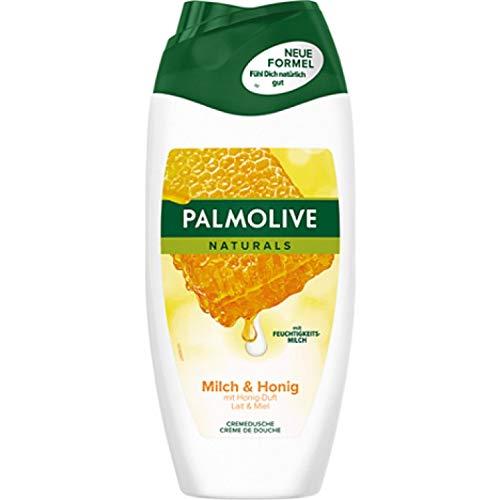 Palmolive Duschgel - Milch & Honig - 6er Pack (6 x 250ml)