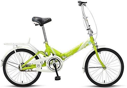 Bicicletas de montaña de los hogares de bicicletas Estudiante de educación superior Recorrido de la bicicleta de bicicletas for adultos Niños de bicicletas de montaña plegable de bicicletas de 20 pulg