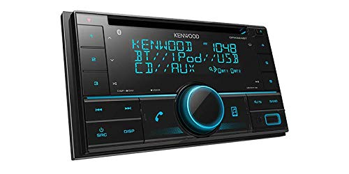 Kenwood DPX-524BT Car CD Player Double Din Size Bluetooth