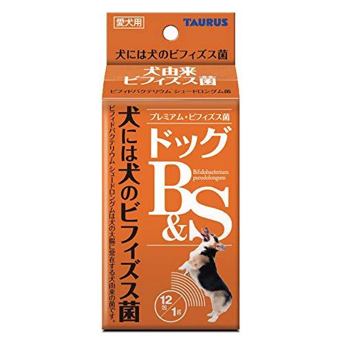 トーラス 犬由来ビフィズス菌 ドッグ B&S 1g×12包