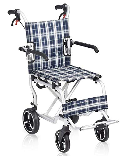 Wheelchair Transport Aluminum...