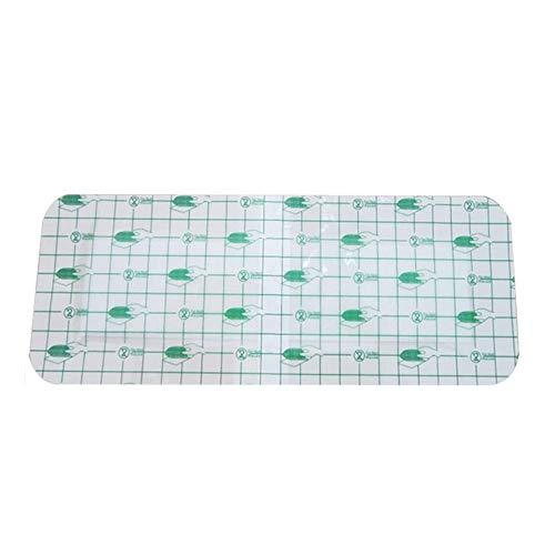 Zorvo Stretch Adhesive Bandage Disposable 10 pcs Waterproof Adhesive Wound Dressing,Wound Waterproof Bath Posts, Flexifix Opsite Transparent Adhesive Film Fixation Bandage