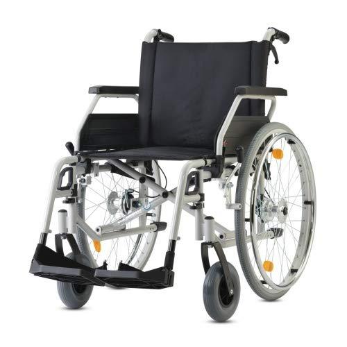 Bischoff & Bischoff S-Eco 300 Sitzbreite 40 cm mit Trommelbremse Rollstuhl