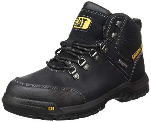 Caterpillar Framework St S3 WR HRO Sra, Stivali per lavori industriali Uomo, Black, 41 EU