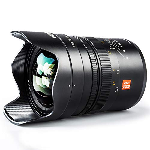 VILTROX PFU RBMH 20 mm f/1.8 ASPH Full Frame Wide Angle-Prime Fixed Focus Z Mount para cámara Nikon Z6 Z7
