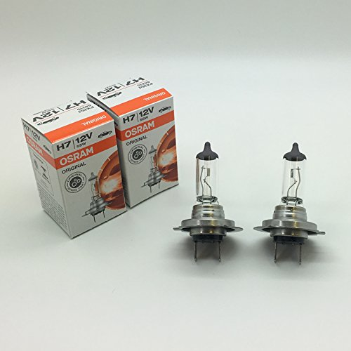 2x Osram H7477Halogen Auto Scheinwerfer Scheinwerfer Lampe 49912V 55W PX26d 64210