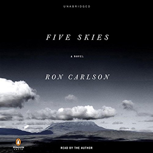 Five Skies audiobook cover art