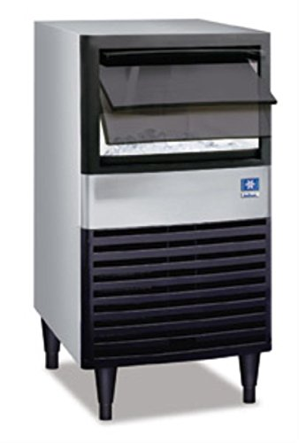 Manitowoc QM45A-161 QM-45A Undercounter Ice Cube Machine, 115V, 62 lb./28 kg Daily at 90/70 Degree F