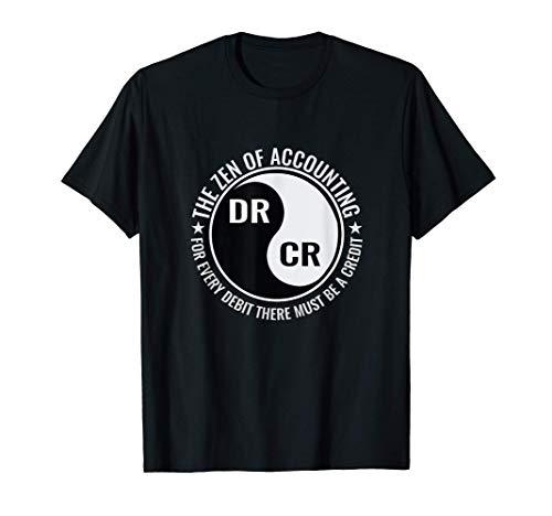 Zen Of Accounting Shirt
