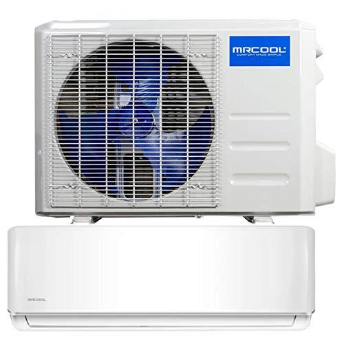 36k BTU 16 SEER MrCool DIY Ductless Heat Pump...