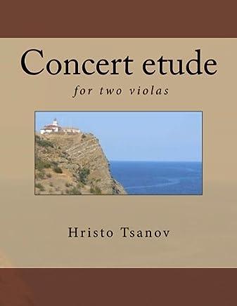 Concert Etude for Two Violas