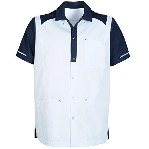 Havep Care Korte jas voor heren L wit/grijs