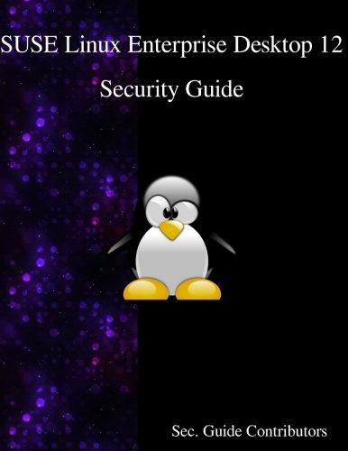 SUSE Linux Enterprise Desktop 12 - Security Guide