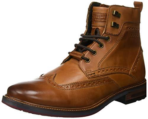 bugatti Herren 311377371100 Klassische Stiefel, Braun, 42 EU