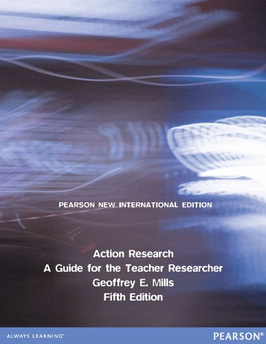 Action Research: Pearson New International Edition: A Guide for the Teacher Researcher (English Edition)