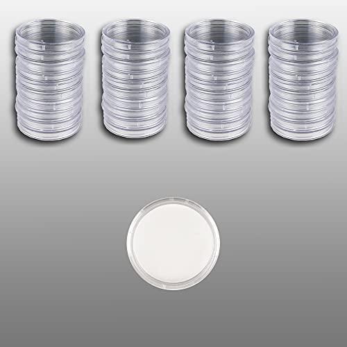 Prophila - Cápsulas para monedas (40 unidades, 33 mm)