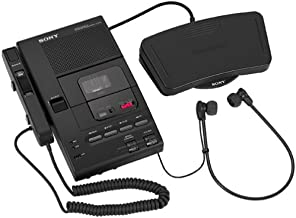 Sony M-2020 Microcassette Dictator and Transcriber