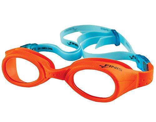 Finis Basket Goggles Gold Peach Panier à Fruits Lunettes Doré Pêche Unisexe-Adolescents, Enfant
