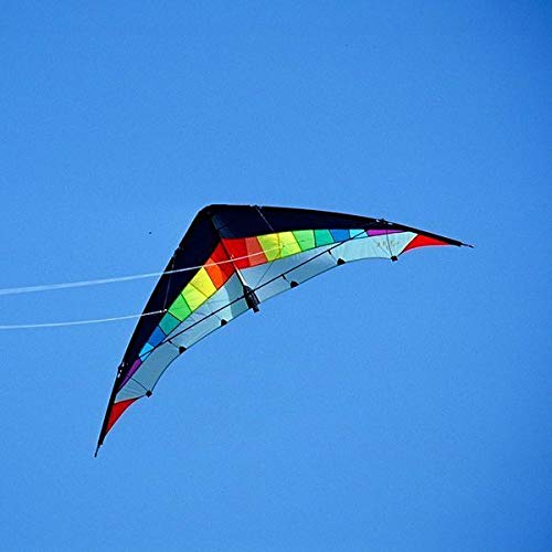 elliot 1010511 LENKDRACHEN / ALLROUNDER Jet Stream Speed Reloaded, rainbow/schwarz, rtf