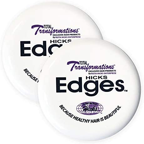 Hicks Total Transformations Edges Styling Gels 4 Ounce 2pcs product image