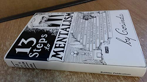 13 Steps to Mentalism by Corinda - Book