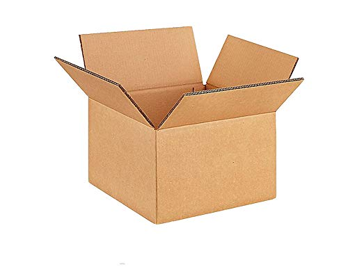 AKAR 610 x 457 x 457mm Double Wall 24x18x18'' Shipping Mailing Parcel Postal Brown Heavy Duty Cardboard Boxes (1)