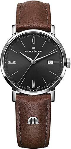Maurice Lacroix Eliros EL1084-SS001-313-2 Damenarmbanduhr flach & leicht