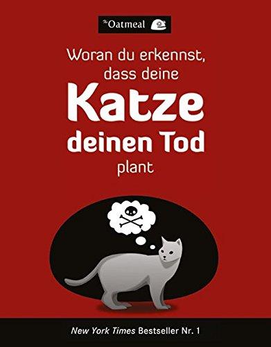 Woran du erkennst, dass deine Katze deinen Tod plant
