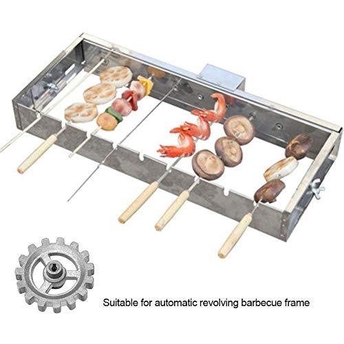 Sunronal 10 STÜCKE DIY Automatische Rotating Gear Zubehör für automatische rotierenden Grillrahmen