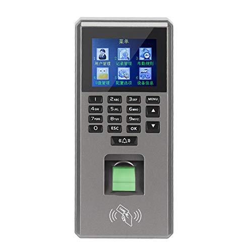 Vingerafdruk wachtwoord tijdregistratie machine, 2.4