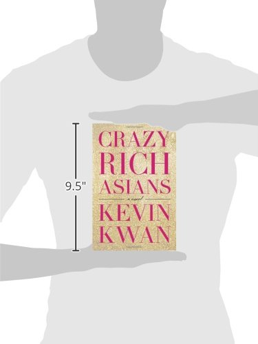 Kevin Kwan's book Review CRAZY RICH ASIANS