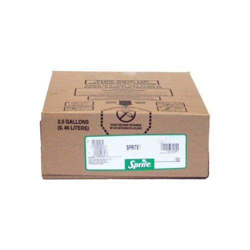 Sprite Bag-in-Box (BIB) Syrup – 2.5 Gallon