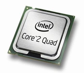 Intel Core 2 Quad Prozessor Q8200 2,33 GHz 1333 MHz 4 MB LGA775 CPU-, OEM