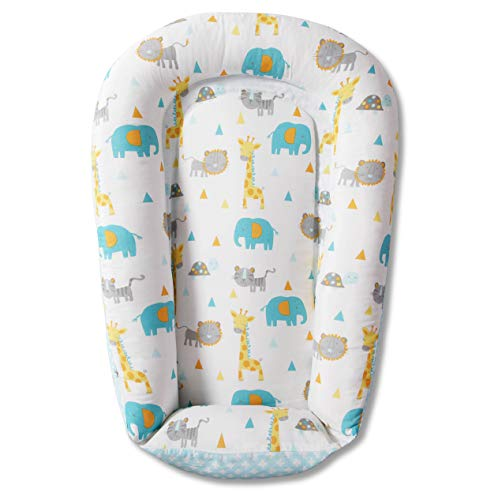41QAYnsZinL - Baby Lounger and Baby Nest Sharing Co Sleeping Baby Bassinet