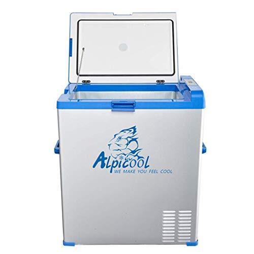 KAX Autokühlschrank-Autokühlschrank Tragbarer Kompressor Kühlschrank Gefrierschrank Auto und Heim sind verfügbar 12V / 24V / 220V / 75L
