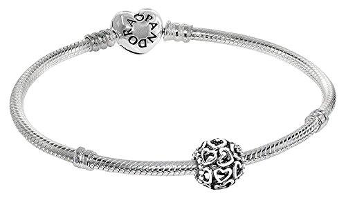 Pandora Starter-Set Armband Öffne Dein Herz 08296 (16.00)