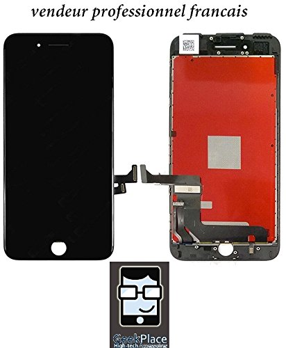 GEEKPLACE LCD-display voor iPhone 8 wit, LCD-display touchscreen LCD-display vervangend scherm voor iPhone 8 Display Kit met gereedschapsset - wit (4,7 inch) (iPhone 8, wit)