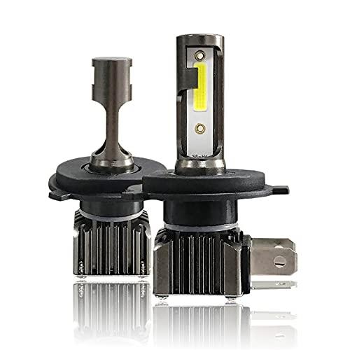RH-HPC Fari LED Mini Canbus Automobile Faro Principale H1 Lampada H11 Lampadine H7 H8 H4 H4 HEARLAMPS 9005 HB3 9006 HB4 6000K Fendinebbia fendinebbia 12V Lampada 12000LM