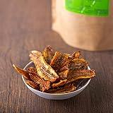süssundclever.de® Minibananen getrocknet Bio | 1 kg | Premium Qualität: hochwertiges Naturprodukt | plastikfrei abgepackt in ökologisch-nachhaltiger Bio-Verpackung | Bananen - 4