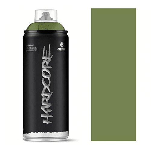 Pintura en spray MTN HC2 RV-6013 Verde Caqui 400ml