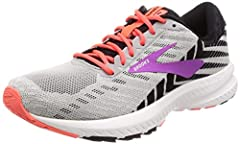 """SHOE SIZE: """"B"""" = Medium width THIS SHOE IS FOR: This is a great option for neutral, efficient runners who don't like a super soft shoe. It has just-right spring and is light enough to be a race shoe for longer distances like the marathon. ENERGIZED F..."""